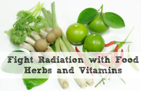 foods for radiation